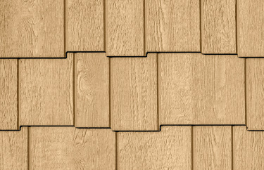Old Mill Shingle Lap Siding