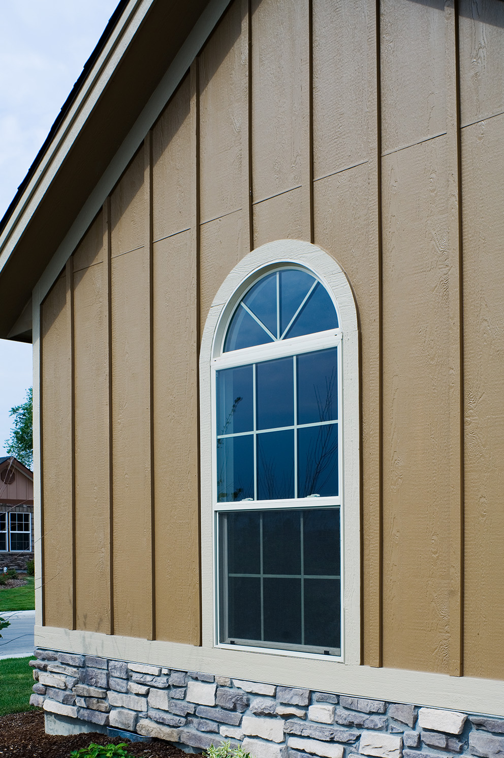 Old Mill® Square Edge Panel, Reversible Trim